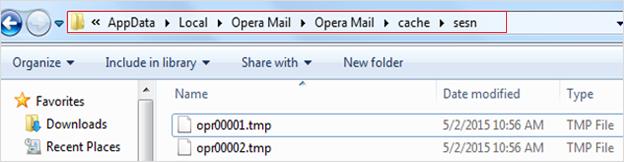 cache-folder