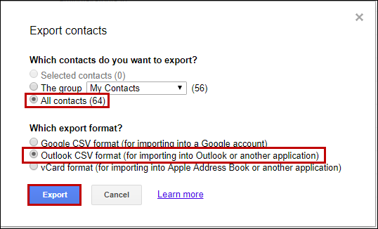 Migrate Contacts from Google Apps to Office 365 - Complete Guide