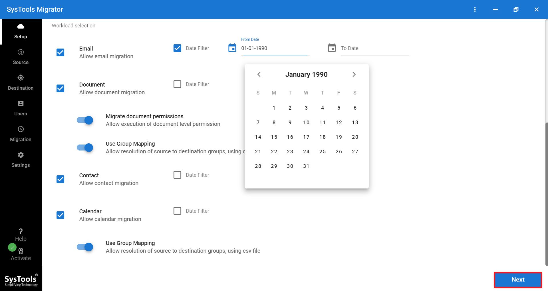 import g suite to office 365