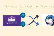 Transfer Yahoo mail to Thunderbird