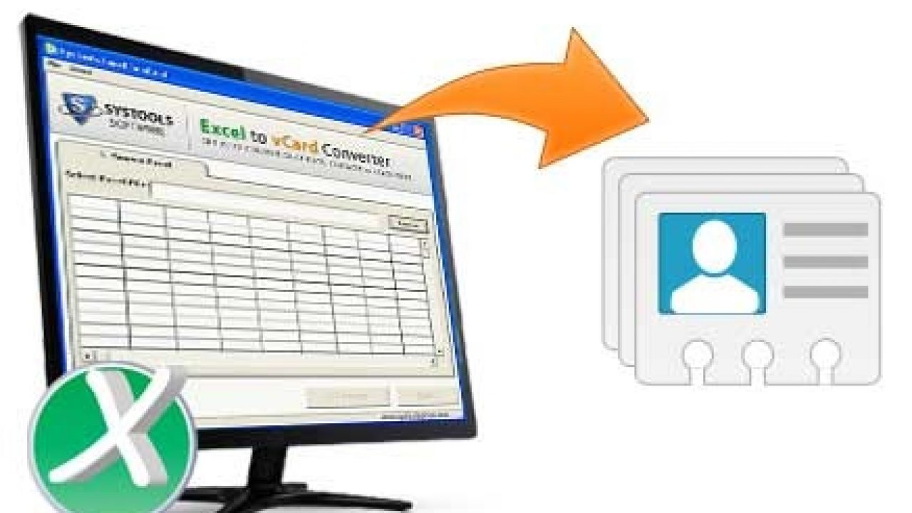 Resolved] How to Convert Excel Spreadsheet to vCard - Best Guide