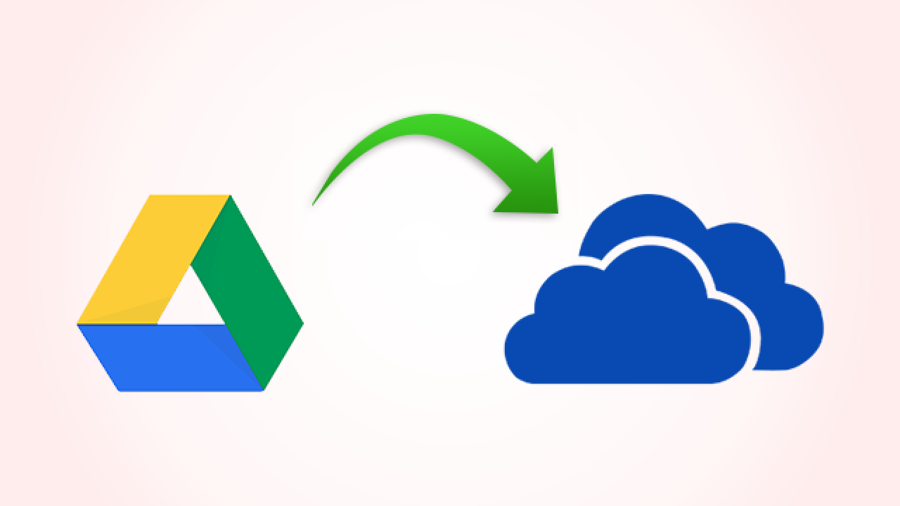 How to Move Files from Google Drive to Microsoft OneDrive
