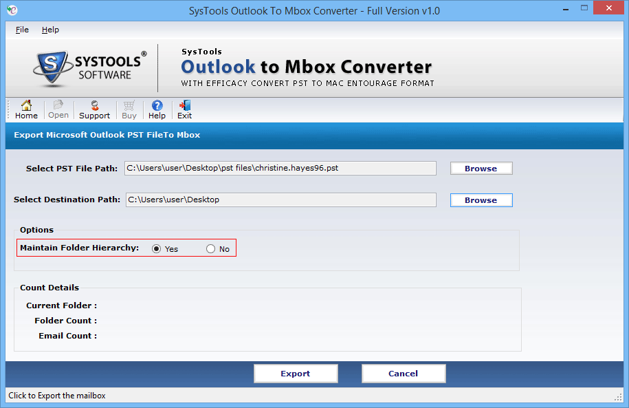 Convert PST to Mac Mail - Import Outlook Emails to Apple Mail