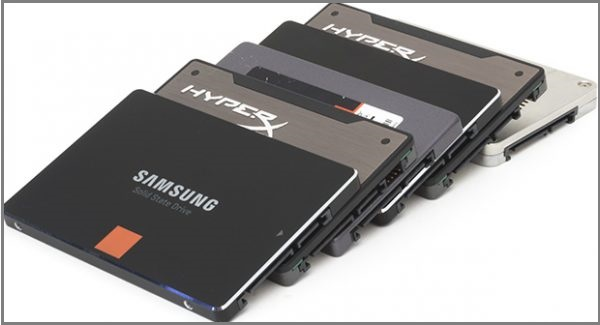 Recover Data from Samsung SSD