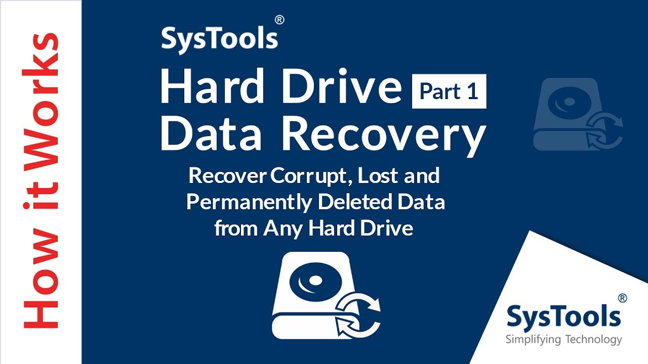 data recovery methods and techniques