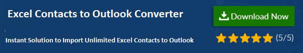 convert excel to outlook contacts