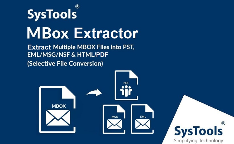 mbox file extractor wizard