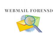 Webmail Forensics