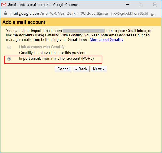 Zoho to Gmail Migration