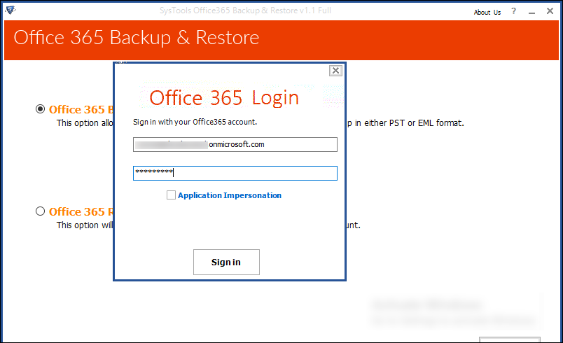 save office 365 outlook emails