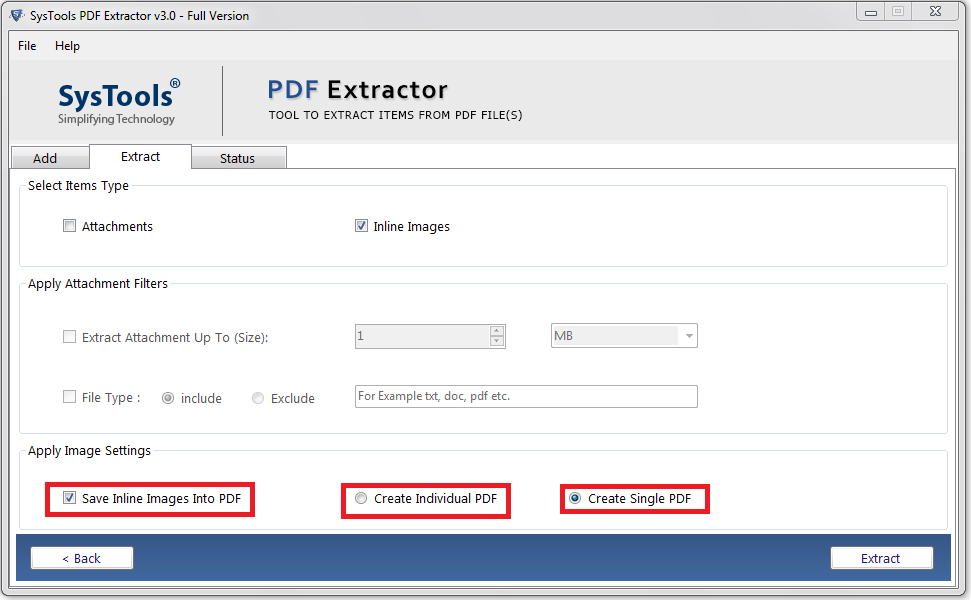 How to export images from PDF