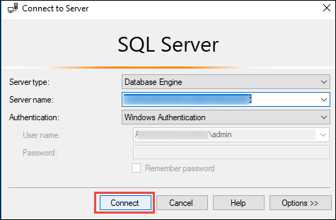 connect-to-server-window